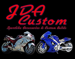 JDA Custom JDACUSTOM Sportbike Motorcycle Parts Accessories Builds